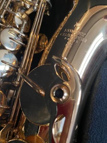 Buffet Crampon 8201 Alto Saxophone