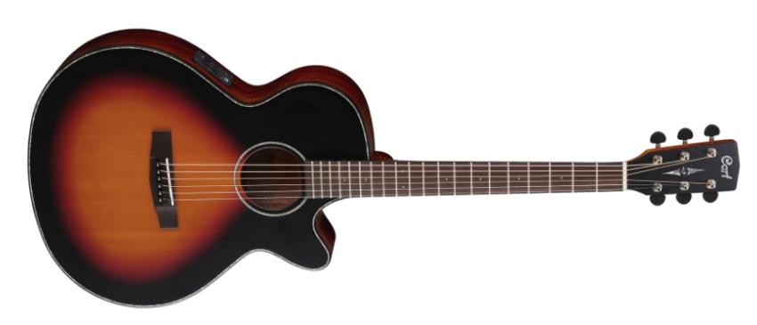Cort SFX-E 3TSS 3 Tone Satin Sunburst