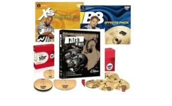 Sabian & Zildjian Cymbal Packs