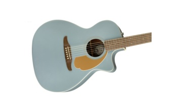 Fender Newporter Ice Satin Blue