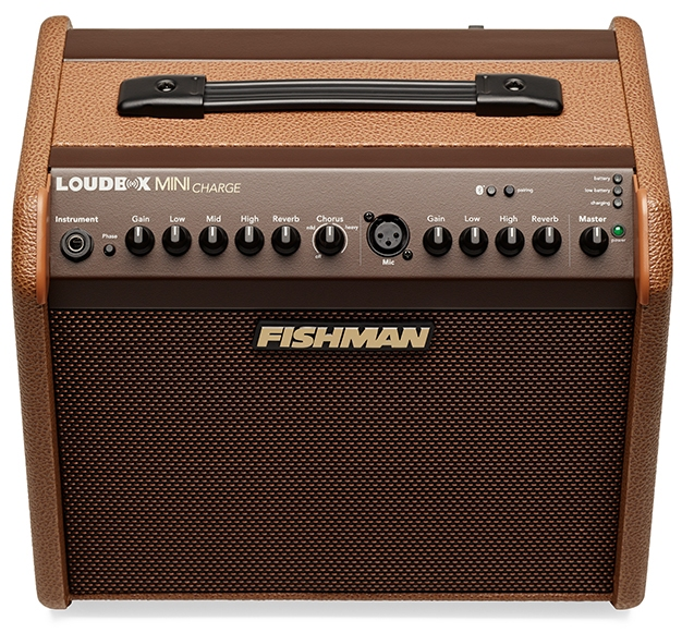 Fishman Loudbox Mini Charge - Controls