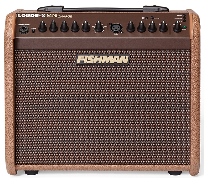 Fishman Loudbox Mini Charge Acoustic Combo