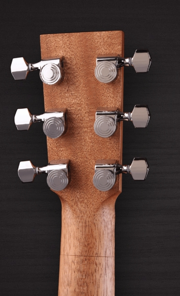 Furch LJ10-CM Headstock & Machine Heads