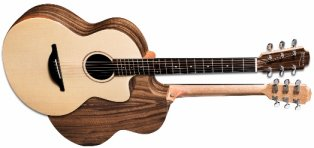 Sheeran by Lowden - S Series S04