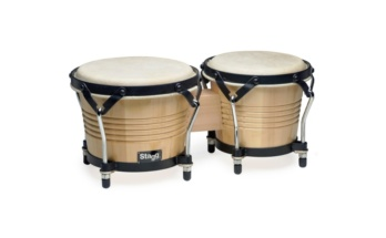 Stagg BW200 Bongos Natural