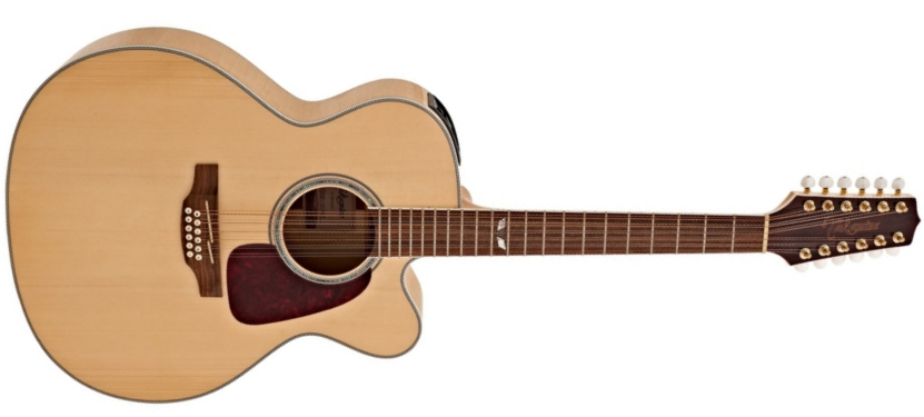 Takamine GJ72CE-12 Natural
