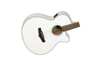 Tanglewood TSF CE Evolution Series [White]
