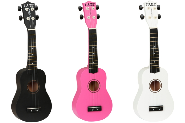 Tanglewood TWT SP Ukuleles - Various Colours