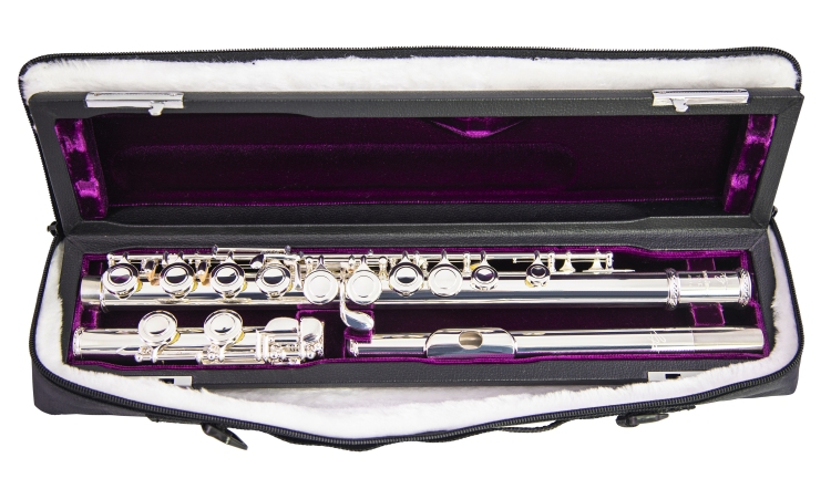 Trevor James TJ10X Flute & Case