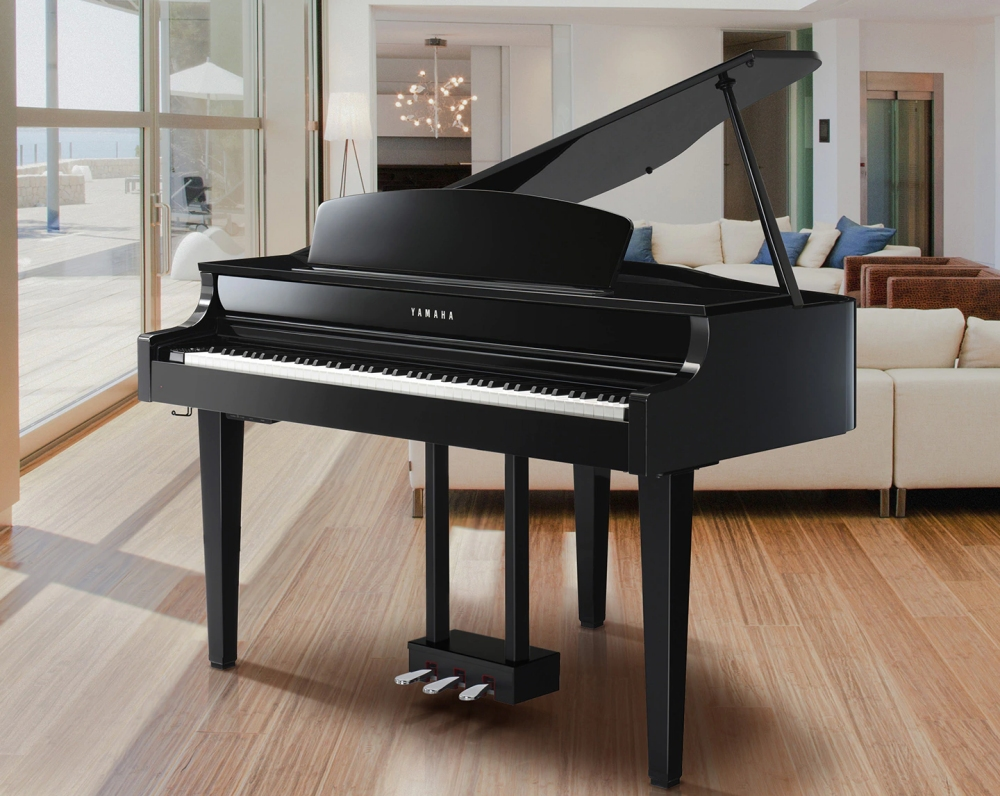Yamaha CLP-665GP Digital Baby Grand Piano